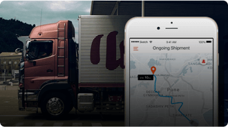 Trucking and logistics app development solution mobisoft infotech