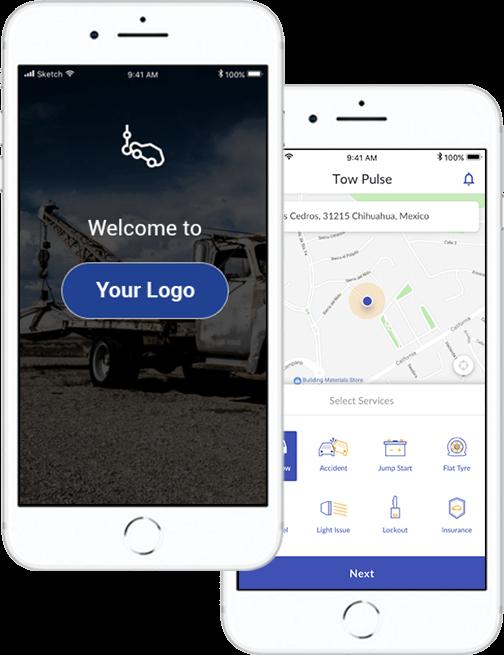 uber tow truck solution app mobisoft infotech