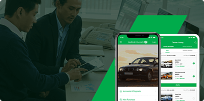 Baiduri Finance App, case study Mobisoft Infotech