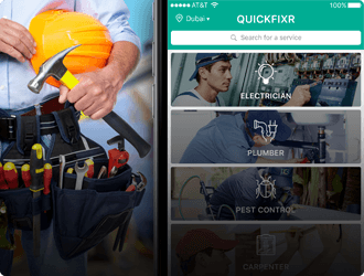 Home Services App Development Solution By Mobisoft Infotech