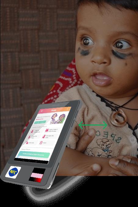 NFC IoT Technology