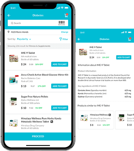 e-Pharmacy solution Mobisoft Infotech