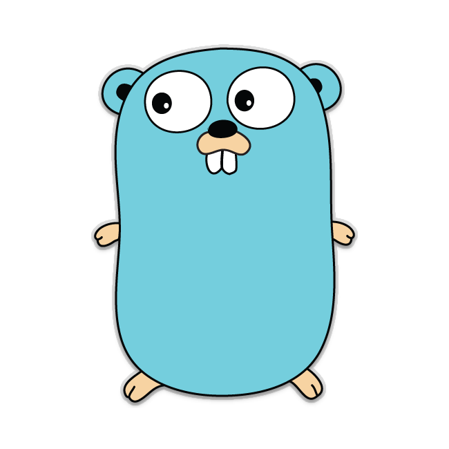 golang language logo hire golang developers mobisoft infotech