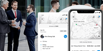 Event Transportation Management App