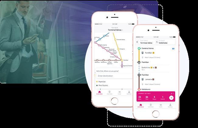 mobisoft infotech Metro-Transit