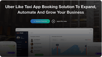 TaxiPulse  Solution By Mobisoft Infotech