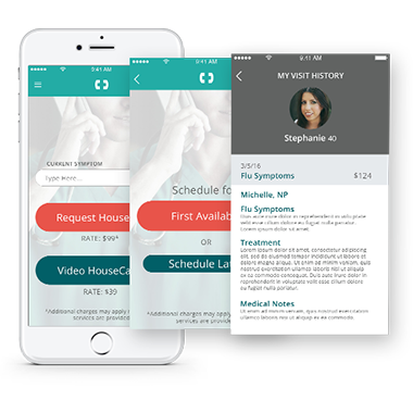 Mobisoft Infotech Case Study - MyHouseCall Android App Developers For Hire