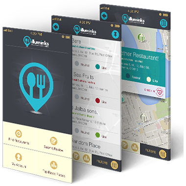Restaurant Mobile App Mobisoft Infotech Hire Ionic App Developers India