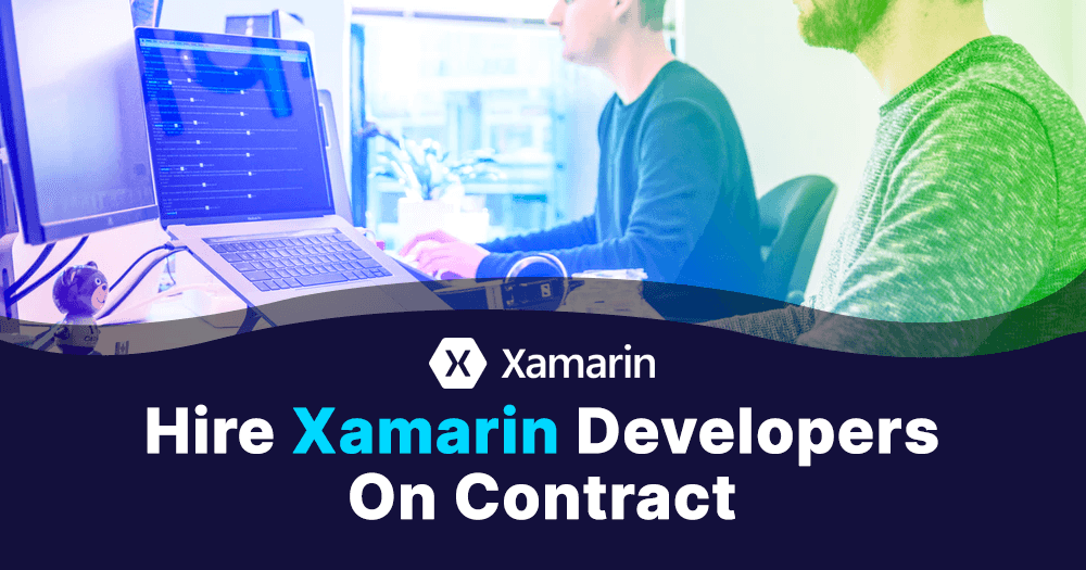 Hire Xamarin Developers & Programmers On Contract | Hire Xamarin Consultants & Experts From Pune, India