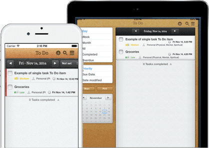 Organize and assign tasks by priority