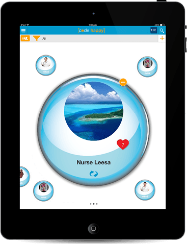 Mobisoft codehappy app prototype final product ipad