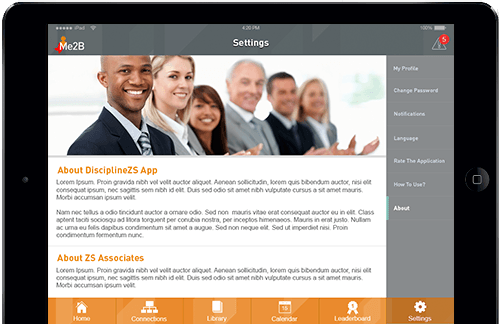 enterprise discipline app
