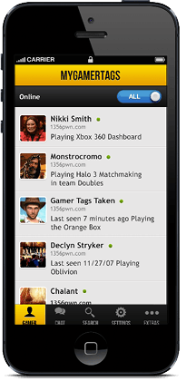 Mobisoft gamer app Final product