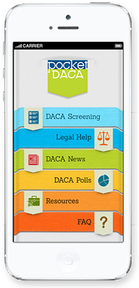 Pocket Daca Mobile App