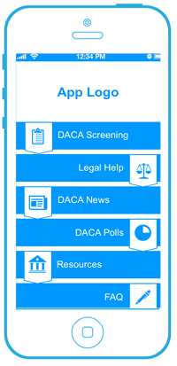 Mobisoft Pocket DACA Wireframe