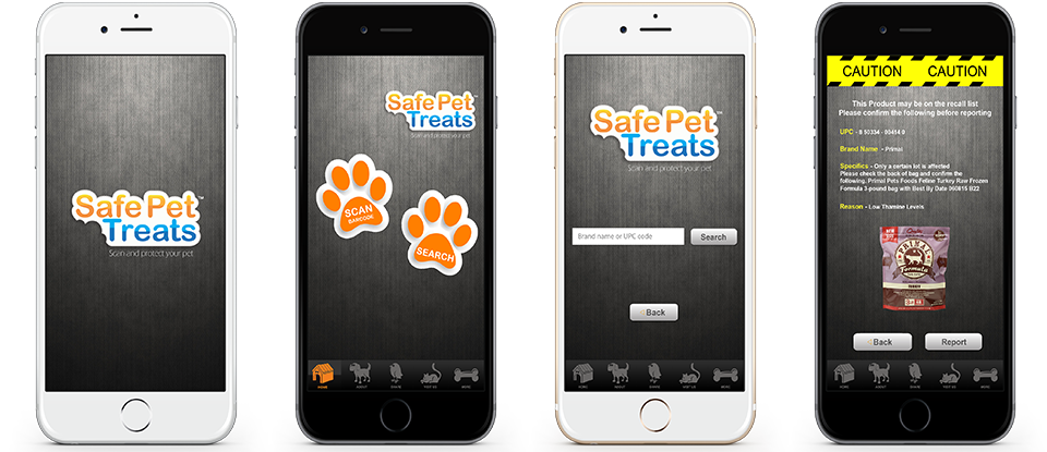 safe pet treats