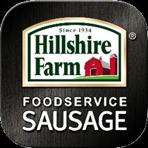 Hillshire Farm Sausage App Branding