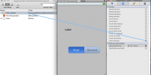 iPhone Segmented Control:UISegmentedControl Tutorial