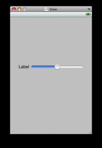iPhone Slider Control: UISlider Control Tutorial
