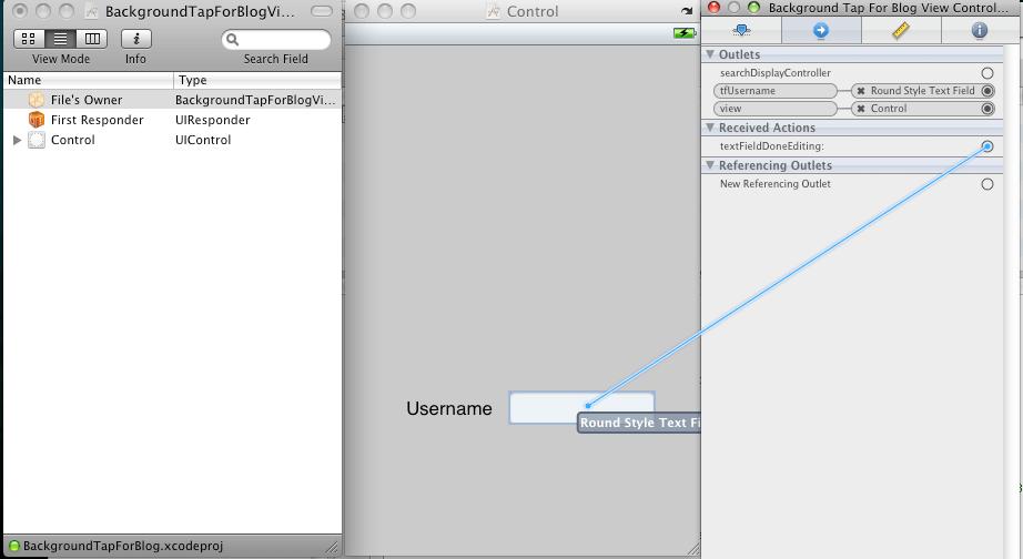 iPhone UITextField Tutorial: Handling Keyboard Interactions