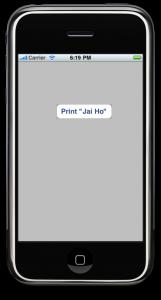 iPhone Programming Tutorial: Event Handling