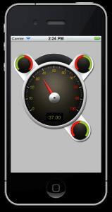 iOS Tutorial: Custom Speedometer Control