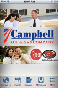 Cambell Oil & gas