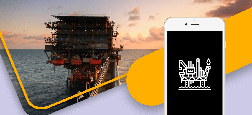 Oil & gas industry focused Mobile Solution