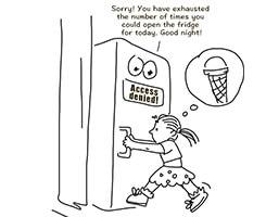 Internet of things – Smart fridge