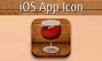 Wine iOS App Icon