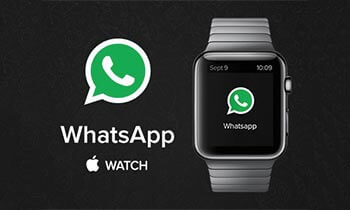 WhatsApp redesign for Apple Watch Concept