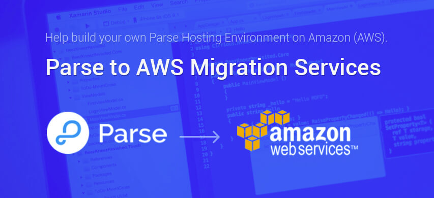 Parse Migration Migrate Parse To AWS  Case Study - Mobisoft