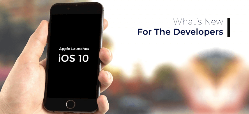 Apple Launches iOS 10