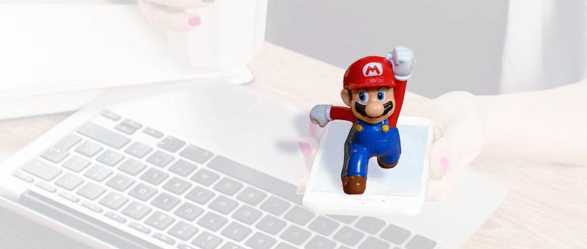 Super Mario- A Super Surprise