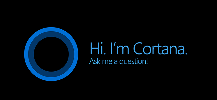 cortana ask me a question