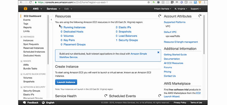 How To Launch An AWS EC2 Server And Set Up Ubuntu 16 04 On It