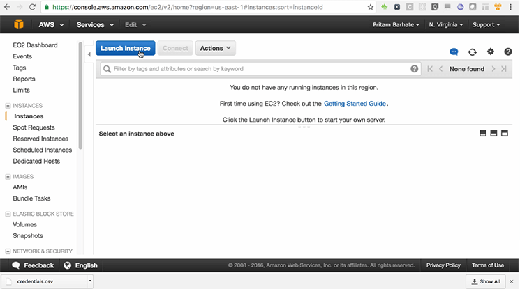 launch instance mobisoft infotech