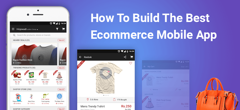 how to build the best ecommerce mobile app mobisoft infotech