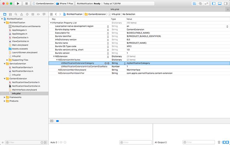 notification view controller mobisoft infotech