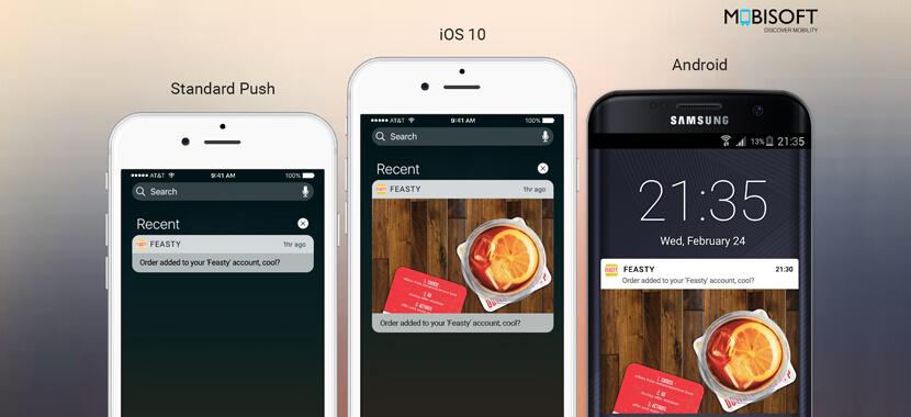 Tutorial on iOS 10 Rich Notifications