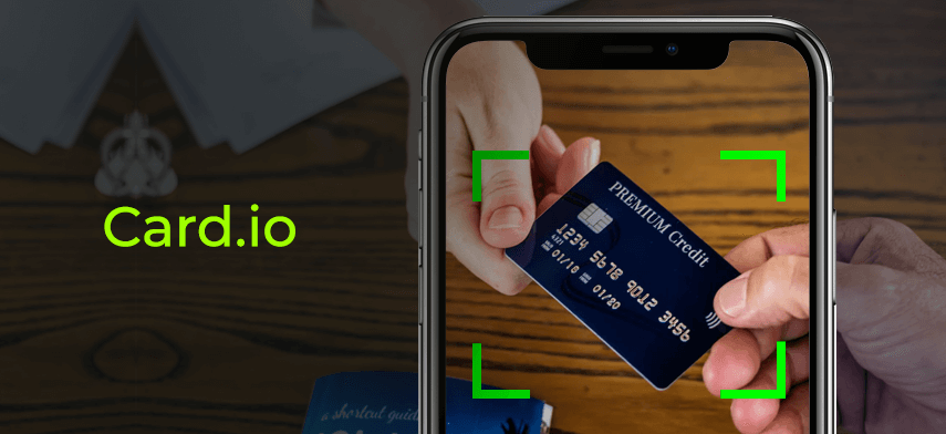 Swift Tutorial to integrate card io