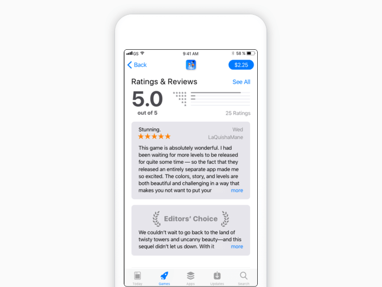 App Rating And Review Mobisoft Infotech