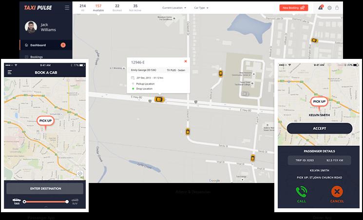 Taxi Booking Factors Mobisoft Infotech