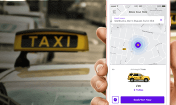 taxi app development solution by mobisoft infotech