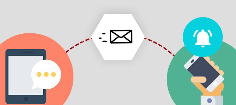 host notifications vms