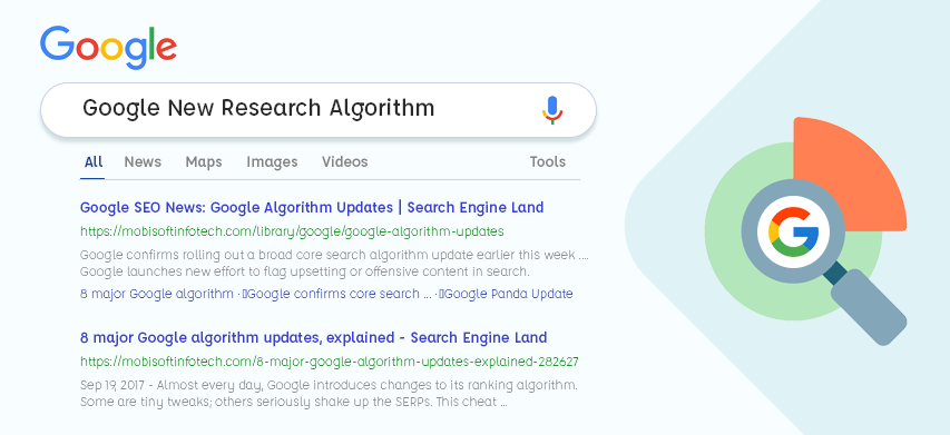 Google New Research Algorithm