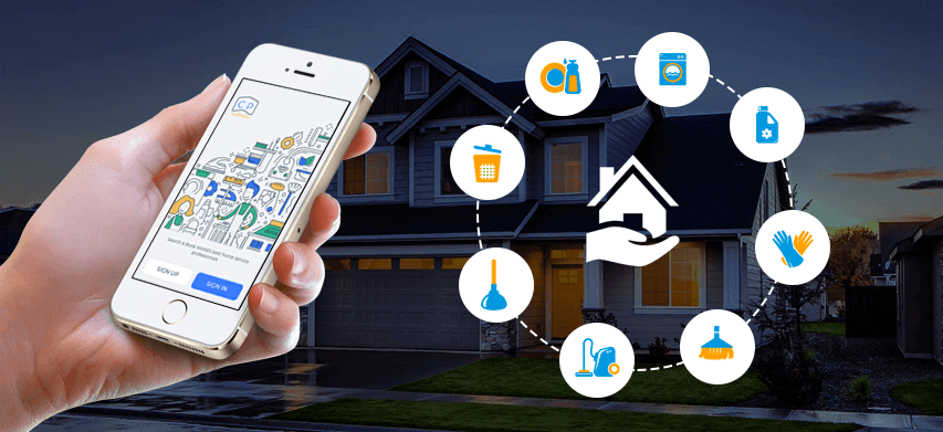 10 Popular On-Demand Home Services Startups in India