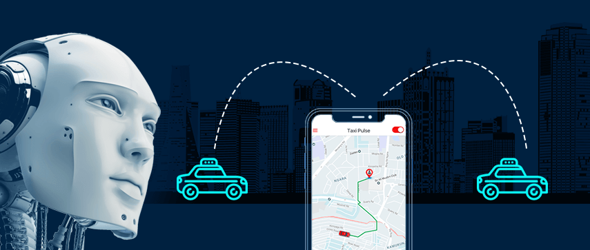 The Rise of AI Powered Taxi Dispatch System - Mobisoft Infotech
