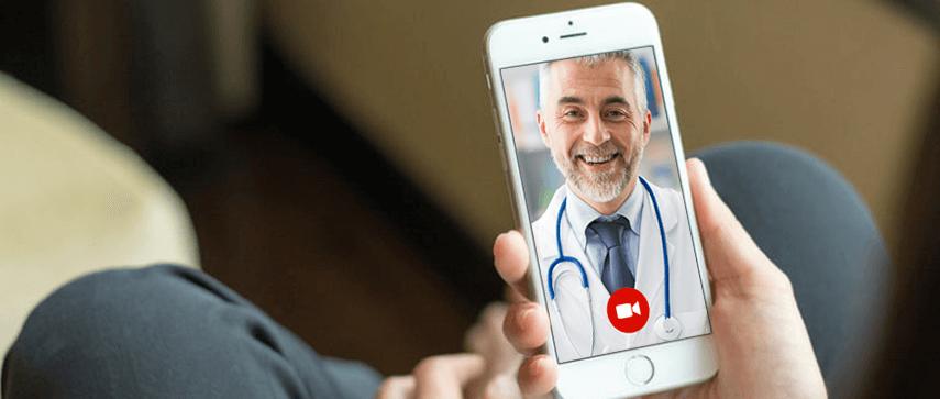 Synchronous telemedicine