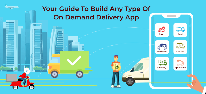 On-Demand Food Delivery App Development Solution - Mobisoft Infotech